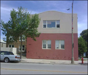 Cudahy will use a $350,000 federal grant to buy and renovate the foreclosed Packard Hall apartment building.  The building, located at 4932 S. Packard Ave., was owned by Tri-Corp Housing Inc. The city plans to acquire the 18-unit building, now in foreclosure, this month and renovate it. After the project is complete, half of the building's apartments rented to low-income people.