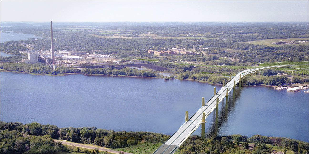 St  Croix Crossing lawsuit targets MnDOT – The Daily