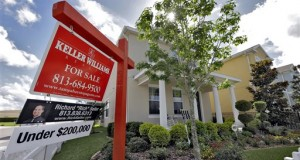 Sales of new homes fall in July