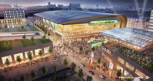 Arena development a once-in-a-lifetime opportunity for construction industry, taxpayers