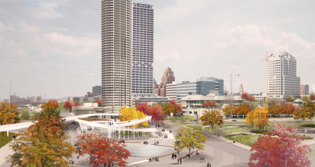 Milwaukee wants feedback on Lakefront Gateway designs