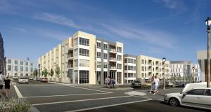 (9th street rendering courtesy of Gorman and Company)