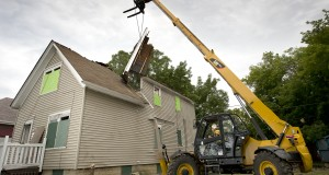 Deconstruction of Milwaukee homes provides benefits, but at a higher cost