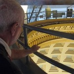Fixing the Capitol dome: 200 feet up, a 'fun project'