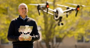 Drone use taking off for small businesses