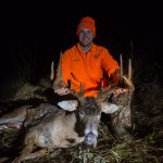 Dylan Lienhardt, of Miron Construction, shot this buck.