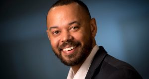 Khary Penebaker (Staff photo by Kevin Harnack)